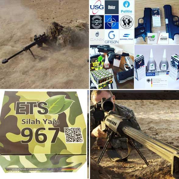 ETS Silah Yağı 967
